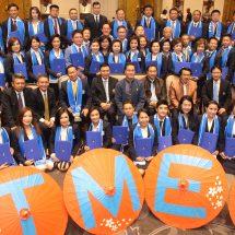 การท่องเที่ยวแห่งประเทศไทยจัดพิธีมอบประกาศนียบัตรผู้ผ่านหลักสูตรTMEรุ่น 2 ประจำปี 2561