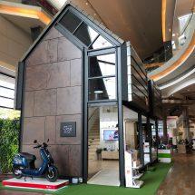 "SCG Experience ชวนสัมผัสประสบการณ์ ""Smart Living Shop""  ออกแบบการทำบ้านให้สมาร์ทและปลอดภัยในยุคดิจิทัล"