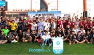 ฟุตบอลการกุศล รายการ Visit Panama Diplomatic Mini football cup 2019 เพื่อมอบทุนการศึกษาให้แก่โรงเรียน