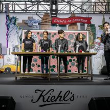 """Kiehl's on Location"" เมก้าอีเว้นท์ใหญ่ใจกลางสยามพารากอน   เนรมิตไอเทมยอดฮิต สู่กิจกรรมป๊อปอัพสุดอลัง 9 สถานี!"