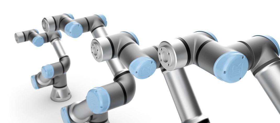 ยูนิเวอร์ซัลโรบอตส์ เปิดตัวโคบอตสำหรับงานบรรทุกหนักที่แข็งแรงทนทานเพื่อใช้ในการทำงานระบบอัตโนมัติร่วมกับมนุษย์