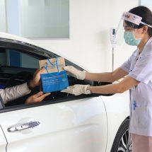รพ.ธนบุรี เปิด Drive-In Unit แยกพื้นที่ตรวจโรคทางเดินหายใจ  ปิดโอกาสรับเชื้อ เพิ่มความมั่นใจแก่ผู้ป่วย