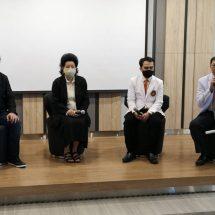 """ข่าวดี! นักวิจัยคณะแพทยศาสตร์ ร่วมมือเอกชนเปิดตัว """"แอนตาเวียร์"""" นวัตกรรมสมุนไพรไทยเสริมภูมิต้าน โควิด-19 ผลิตผ่านเทคโนโลยีขั้นสูง พร้อมยกระดับวงการแพทย์ไทย"""