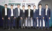 Bitkub สตาร์ทอัพด้านบล็อกเชนอันดับ 1 ของไทย แถลงความสำเร็จเติบโตกว่า 600%พร้อมเปิดตัวบริษัทน้องใหม่ในเครือและเหรียญคริปโต $FANS (Fans Token)