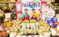 """วัชมนฟู้ดผู้นำเข้าผลไม้เกรดพรีเมี่ยมอันดับ 1 ของประเทศไทยจับมือ กูร์เมต์ มาร์เก็ต และ เอที เซ็นเตอร์ แบงค็อก จัดงาน """"Korean Fruits Winter Festival""""ยกขบวนผลไม้ฤดูหนาวจากประเทศเกาหลี ส่งตรงถึงมือผู้บริโภคชาวไทย"""