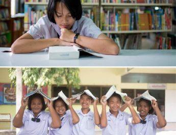 โครงการร้อยพลังการศึกษา ชวนร่วมระดมทุนบริจาคเพื่อสนับสนุนการเข้าถึงการศึกษาที่เท่าเทียมของน้องๆ ที่ขาดโอกาส ได้เติบโตมีอนาคตที่ดีต่อไป