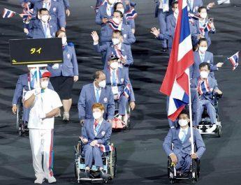 สิงห์ คอร์เปอเรชั่น จำกัด ร่วมกับ Stadium TH ส่งกำลังใจเชียร์นักกีฬาไทยในพาราลิมปิกเกมส์ 2020